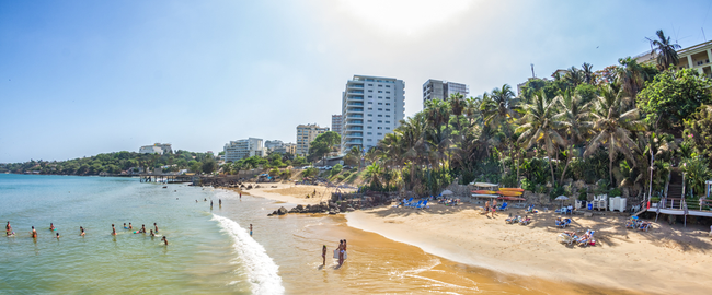 Cheap flights from Spain, Germany, Belgium or Netherlands to Dakar, Senegal, from only €220!