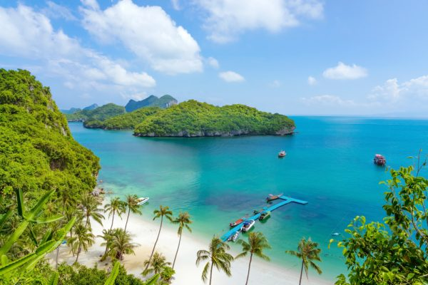 Koh Samui Thailand ST