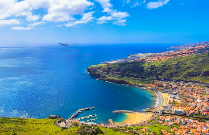Cheap flights to Madeira from multiple European cities from only €73!