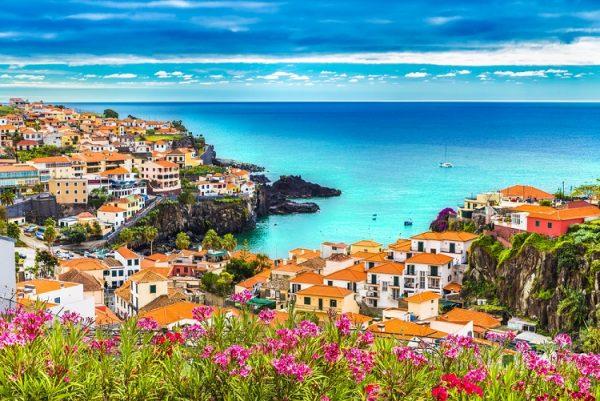 NEW 750px ST Camara de Lobos Madeira island Portugal
