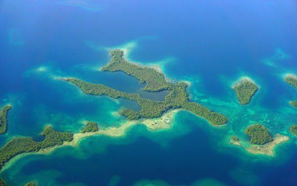 ST Bocas del Toro Caribbean sea Panama