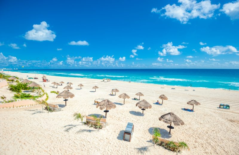 Cheap flights from Germany to Cancun from only €325!