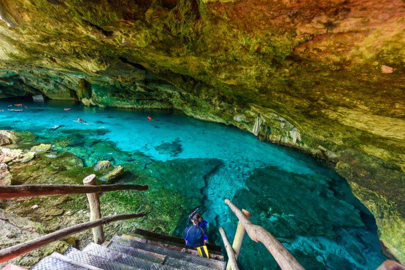 ST Cenote Dos Ojos Cancun Mexico ph Simon Dannhauer