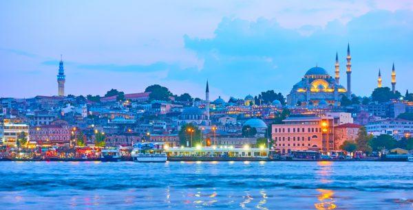 ST Istanbul Turkey 1