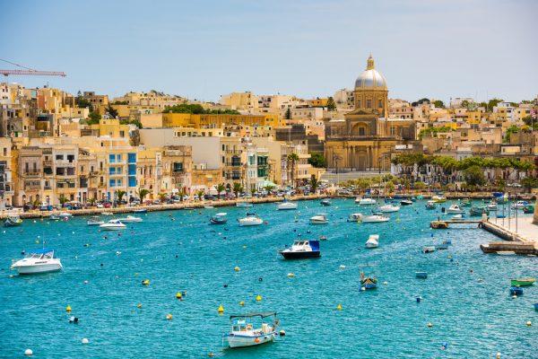 ST Malta ph In Green