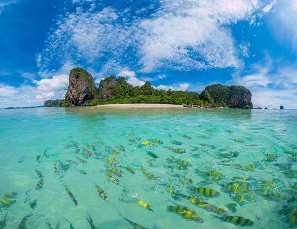 ST Poda Beach Krabi Thailand ph Netfalls Remy Musser