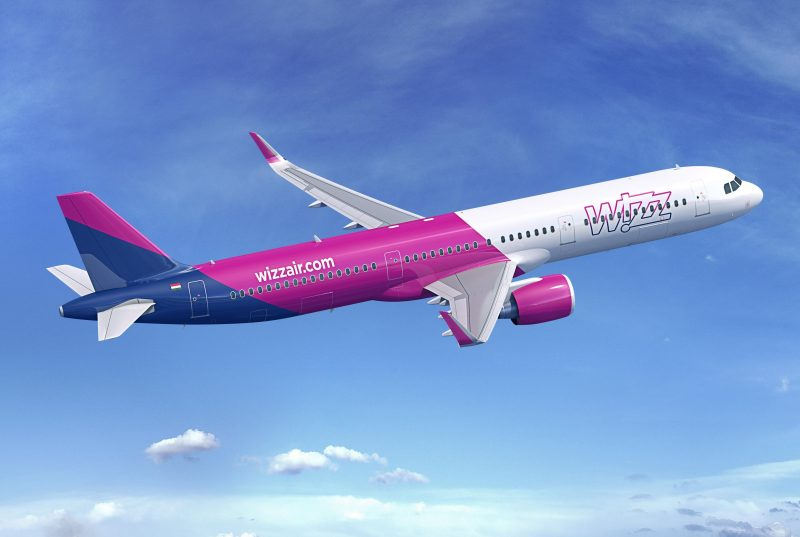 Wizz Air launches 3 new routes from Romania!