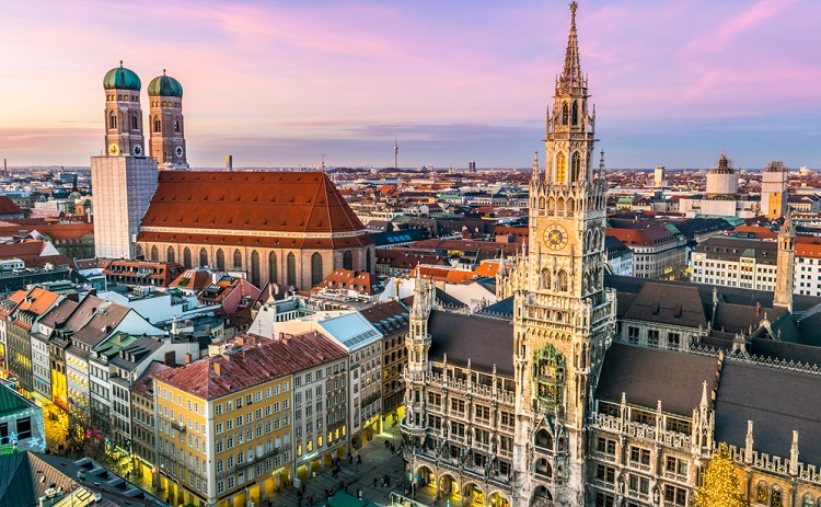 Late August – early September! Double room at 4* hotel & spa in Munich, Germany for only €43/night!