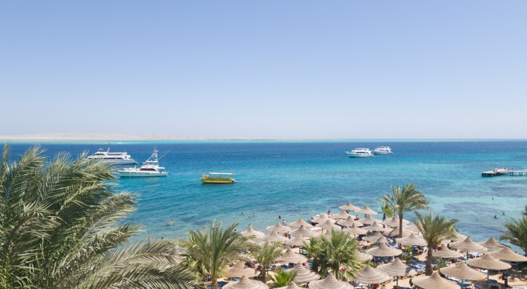 2021! All-inclusive 7-night stay in 5* resort in Egypt's Red Sea coast + flights from Germany, Netherlands or Switzerland from €...