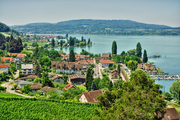 Autumn weekends! Double room at 4* hotel & spa in Lake Constance, Germany for €60/night! (free cancellation for €6 more)