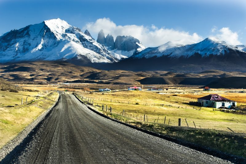 ST Patagonia in Chile LMspencer