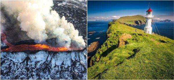 ST Faroe Iceland