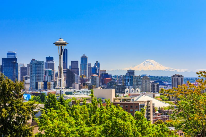 Cheap flights from Germany to Seattle from only €277!