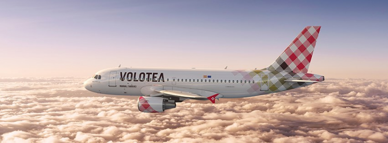 Volotea promotion sale: 40 new routes and flights from €9!