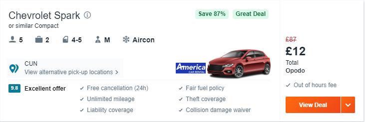 cun car
