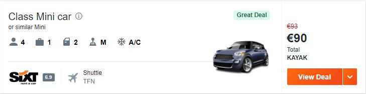 tfn car