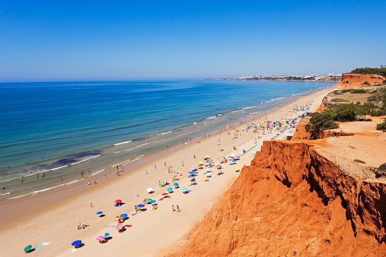 NEW 750px ST Algarve Falesia beach