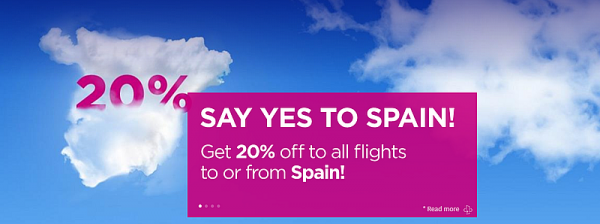 wizz sale from spain
