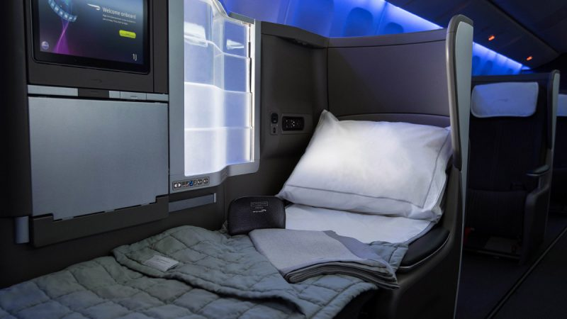 British Airways Business Class