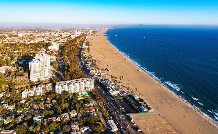 750px ST Santa Monica California LOs Angeles