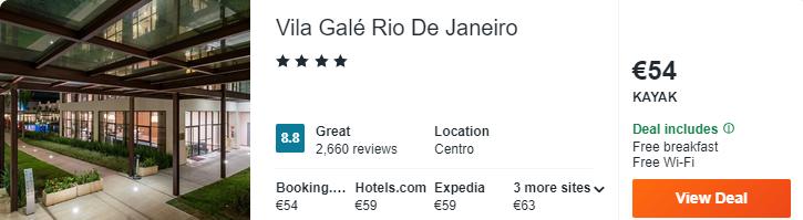 Vila Gal%C3%A9 Rio De Janeiro