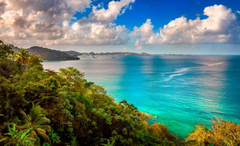 ST Grenada Caribbean