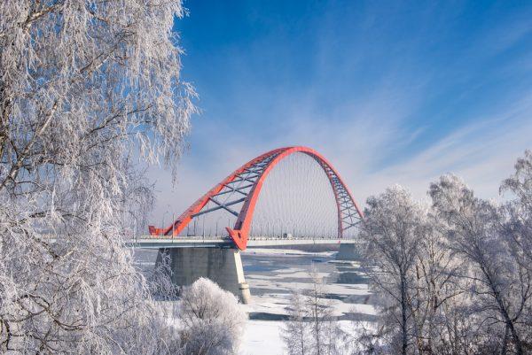 Nowosybirsk river34 Shutterstock