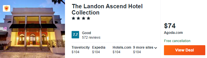 The Landon Ascend Hotel Collection