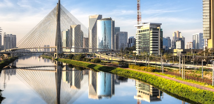 Cheap flights from Frankfurt to Sao Paulo, Brazil for only €327!