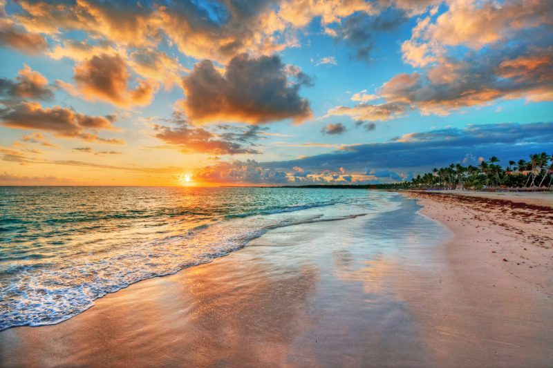 Cheap flights from Europe to Puerto Rico or US Virgin Islands from only €283!