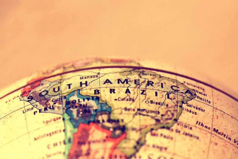 HOT!! Cheap double open-jaw flights from Europe to USA, returning from South or Central America from only €189 / £178!