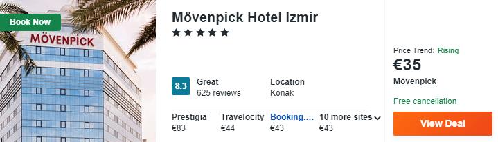 M%C3%B6venpick Hotel Izmir