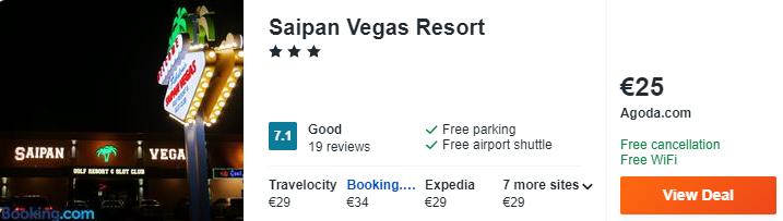 Saipan Vegas Resort