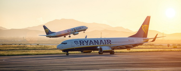 Ryanair Sale: up to 40% off! Flights from just €6 return!