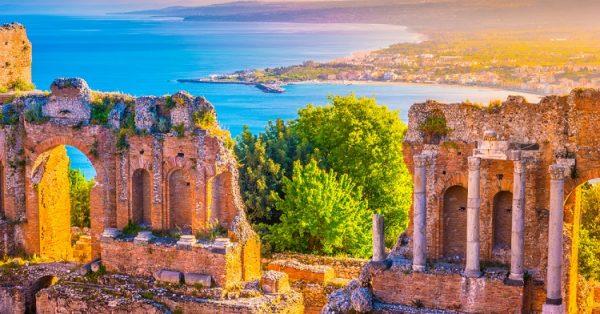 750px ST Taormina near Catania Sicily ph Romas Photo
